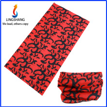 Ningbo lingshang lenço camuflagem HOT Bandana multifuncional estampada sem costura