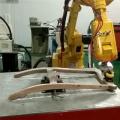 Sillas de madera rectificado lijado abrasivo contacto activo brida