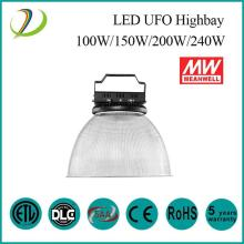 200W Warehouse redondo Led High Bay