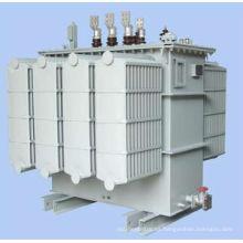 En el cambiador de la carga ONAN 30kv / 380v / 220v mva Transformador de energía c