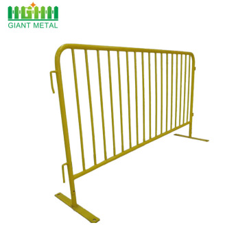 Safety Removable Road Crowd Control Barrier