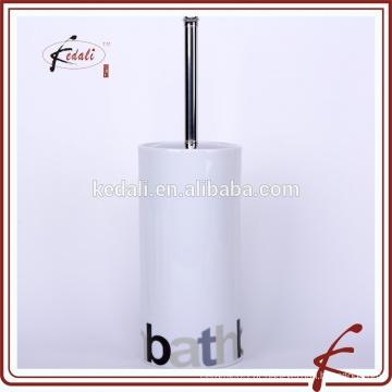 Suporte de cerâmica de alta qualidade titular Toiletbrush