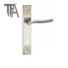 Zinc Alloy Door Hardware Door Handle Plate TF 2517