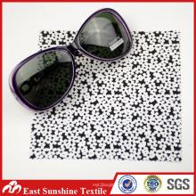 Kundenspezifisches Design Microfiber Sunglass Reinigungstuch