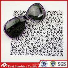 Специальная ткань для чистки микрофибры для очистки солнцезащитных очков