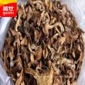 champignon séché aux champignons sauvages