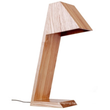 Contracted Wood Table Lamp for Home (LBMT-AH)