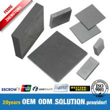 Unterschiedlicher Größe Tungsten Plate Supplier