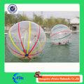 Bola inflable colorida del agua de la alta calidad