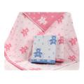Factory Customized Organic Muslin Baby Blanket