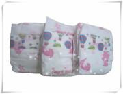 Grade a Super Absorbent Cotton Baby Diaper
