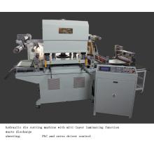 Machine de coupe de couche de tissu pour vêtement