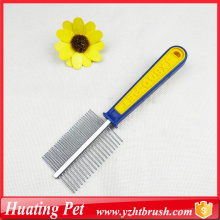 Cheap for Pet Trim Knives hair remover dog comb export to France Supplier