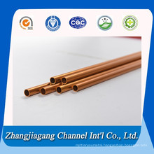 High Quality Aluminium Pipes with Wiredrawing Anodizing
