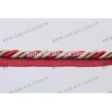 Полиэфирная занавеса декоративная веревка