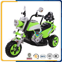 3 Wheel Electric Children Motorcycle for Boys