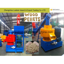 Línea de pellets de madera de combustible de biomasa