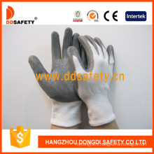 Spandex Nylon Working Gloves Coated Nitrile with Ce Dcr117