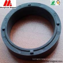 PA 12 Injection Plastic Ferrite Magnet for LG Motor