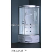 Cabinet de douche simple avec homologation CE et WRAS
