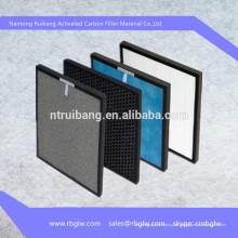 Гепа на очиститель воздуха ионизатор Воздушный фильтр