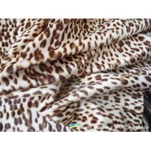 Мода тигра полосы ткани набивным рисунком
