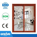 High Quality and professional aluminium Bathroom Glass Door