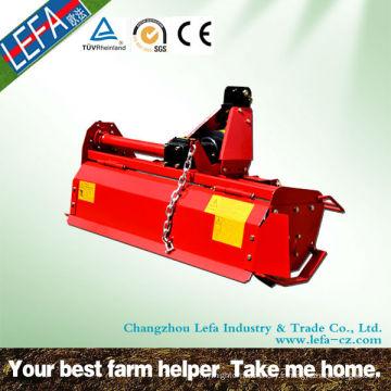 Attache de tracteur de machine agricole 3 points Pto Rotavator