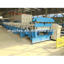 Máquina de folha de metal trapezoidal