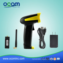 USB Wireless 2D Barcode Scanner For Suppermaket