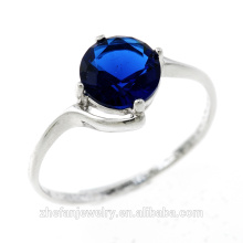 anillos de piedra preciosa vendedora caliente diseños de anillo de piedra solo