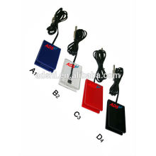 Latest professional acylic tattoo Mini Flat Foot Pedal with 4 colors
