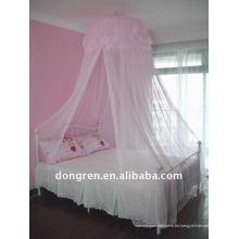 Canopies de la cama de las niñas