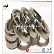 SRX TYPE RTJ GASKET MADE BY STAINLESS STEEL OF 304/316/316L/CB