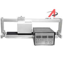 1100A Continuous Printer Bath Number Expiry Date Solid Ink Roll Coder Machine
