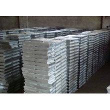 Lingote de zinco Purity99.95- 99.995% Preço de Fábrica