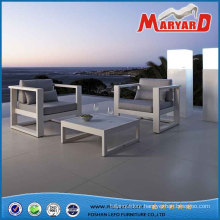 Elegance Powder Patio Terrace Furniture Garden Small Sofa Sets