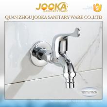 2016 sanitária boa qualidade parede montado latão torneira de água