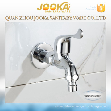 2016 sanitary good quality wall mounted brass water tap