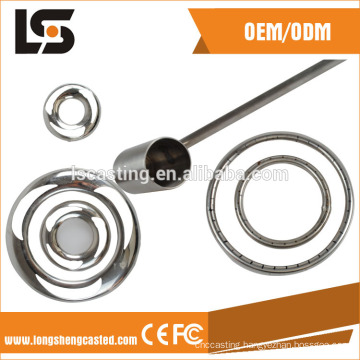 Shining Stainless Steel Stamping Parts for Swimming Pool Use