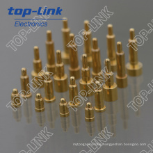 High Precision Pogo Pin Connector for Mobile Phone, Laptop, PCB, Carmera