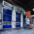 Aluminium-Rollladen-Spiral-Hochgeschwindigkeits-Sicherheitstür