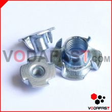 Steel Drive in Nut Zinc Plated