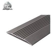 Seuil de porte en alliage d'aluminium 6063-t5