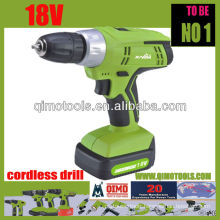 QIMO Professional Power Tools QM1009B 18V Two Speed Cordless Drill