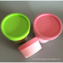 50g 100g 200g Plastic Jar Empty