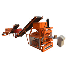 FL1-10 in egypt makiga concrete interlock block machine low price