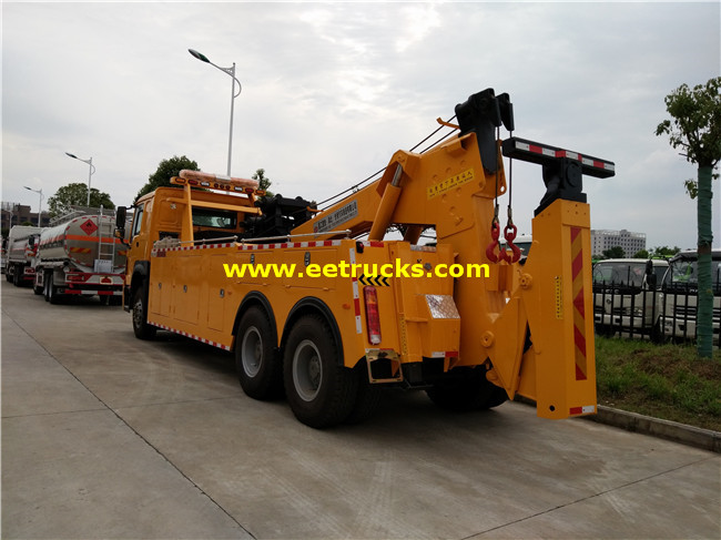 10 Wheel Telescopic Crane Trucks