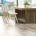 Fácil Mantenimiento Impermeable PVC Vinilo Plank Click Lock Flooring