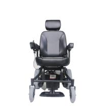 Rollstuhl mit Federung Federung
